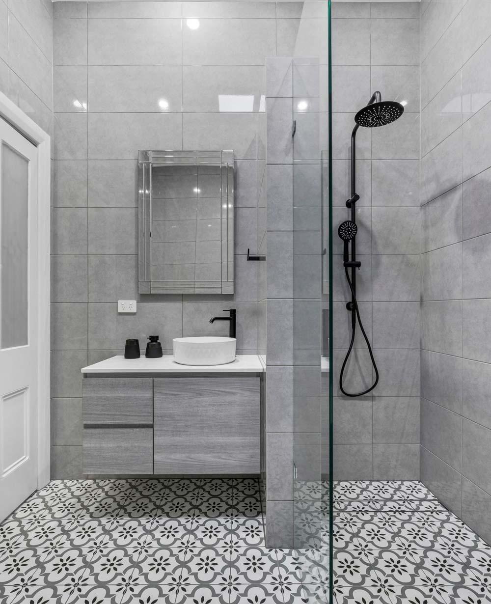 Adelaide home bathroom renovation after image