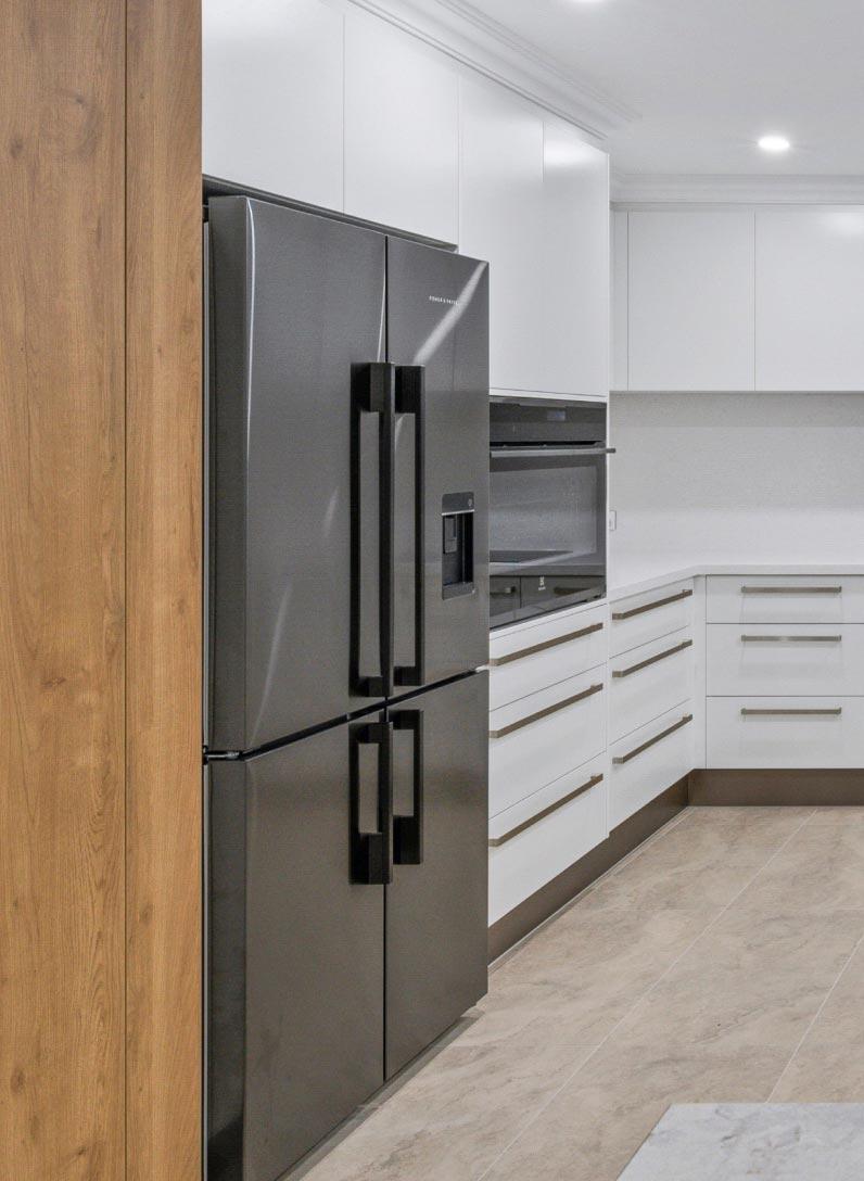 Kitchen Renovation after image